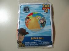 """13.5"""" Inflatable Toy Story 4 Beach Ball, Brand New and Sealed for ages 3+"""