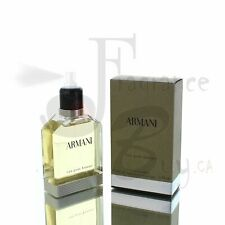 Giorgio Armani 'Armani' (Green) M 100Ml Boxed (New Pack)