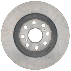Disc Brake Rotor-Non-Coated Rear ACDelco Advantage fits 00-05 Toyota MR2 Spyder