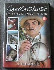 Le train Bleu - Hercule Poirot - Agatha Christie, DVD N° 15