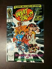 WHAT THE ?! #6 JANUARY 1990 NM NEAR MINT+ 9.4 9.6 SPOOF SMACKS OF  VENGEANCE