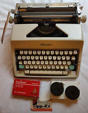 Olympia Schreibmaschine antik (1950er / 1960er Jahre?)