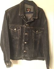 Jacket-Love Ride 7-Harley Davidson Jeans Jacket