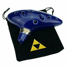 12 Hole Ocarina From Legend of Zeldaalto C Ocarina with Protective Bag Buy