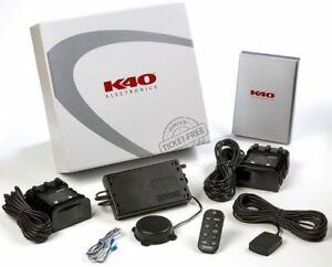 NEW K40 RL360i Built-in Radar Detector Complete Kit