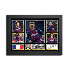 Antoine Griezmann MC1561 Signed Football Print Autographed Gift A4 A3 A2 A1