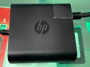 Genuine HP 65W USB-C Adapter for HP Pro  X7W50AA#ABA