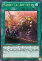 YuGiOh World Legacy Scars - EXFO-ENSP1 - Ultra Rare - Limited Edition Near Mint