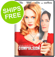 Compulsion (DVD, 2013) NEW, Sealed, Heather Graham, Carrie-Anne Moss