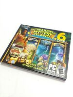 The Treasures of Mystery Island 6 pk PC Game Hidden Object gate of fate ghost sh