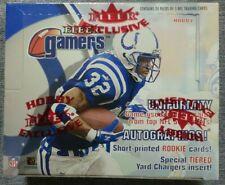 2000 FLEER GAMERS NFL FOOTBALL FACTORY SEALED HOBBY BOX NEW