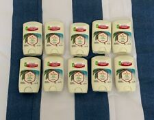 Lot Of 10 Old Spice FIJI With Palm Tree Coconuts Antiperspirant Deodorant 1.7 oz
