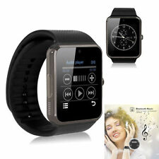 Bluetooth Smart Watch Wristatch Gsm Unlocked Phone for Men Women Boys Android