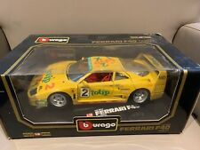 Ferrari F40 Totip scale 1:18 Bburago Made in Italy with Box !!