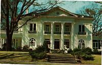 Vintage Postcard - Governor's Mansion South Perry St Montgomery Alabama AL #3931