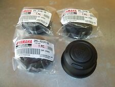 4  New OEM Yamaha wheel hub cap center cover grizzly 350 450, Rhino 450 660 700