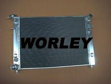 2 core aluminum radiator for HOLDEN  Commodore VN VG VP VR VS V6 3.8L