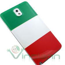 Cover copri batteria bandiera italiana Samsung Galaxy Note 3 N9005 copribatteria