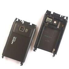 100% Original Nokia N8 Carcasa Trasera Fascia Chasis Inc Botones Laterales + Cámara De Vidrio