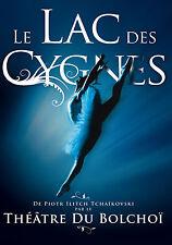 LE LAC DES CYGNES, PAR LE THEATRE DU BOLCHOI - DVD