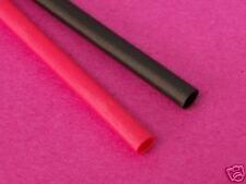 Schrumpfschlauch 1,6mm Polyolefin 2x1m