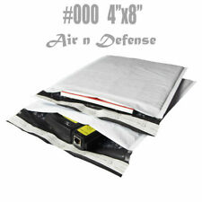 2500 000 4x8 Poly Bubble Padded Envelopes Mailing Shipping Mailers Airndefense