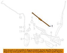 SMART OEM 16-18 Fortwo Wiper Washer-Windshield-Blade 4538242300