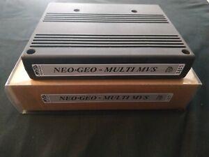 Darksoft Neo Geo Multi MVS Flashcart für MVS CMVS mit SD Karte neuwertig
