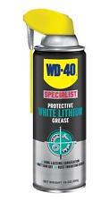 WD-40 300243 Specialist Lithium Grease Spray 10 Oz White Lithium