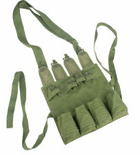 Original Surplus Chinese PLA Military Stick Grenade Mag Pouch Army Green