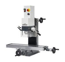 WABECO Fräsmaschine und Bohrmaschine F1210 1,4 kW Arbeitstisch 700x180mm 11400