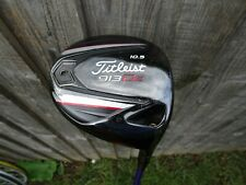 Titleist 913 D2 10.5 Driver In Good Condition