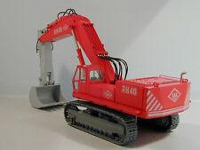 Resin 1/50 O&K RH 40 Back Hoe Excavator - Ready Made Model by Dan Models