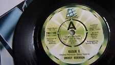 SMOKEY ROBINSON MADAM X c/w THE AGONY AND THE ECSTASY MOTOWN 'A' LABELDEMO 1978