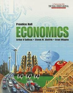 Economics: Principles in Action Student Edition C2010 Hardcover O