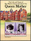 Nevis 1985 SG#MS317 Queen Mother MNH M/S #D54571