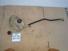 Rasentraktor Aufsitzmäher VIKING MT 580 Lenkgetriebe Lenkung Traktor ( 77 )