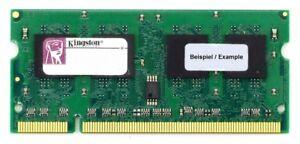 1GB Kingston DDR2-800 Laptop RAM PC2-6400S ACR128X64D2S800C6 Memory CL6 200pin