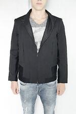 jolie coat veste bi matière bcbg M+F GIRBAUD taille M NEUF/ÉTIQUETTE val 590€