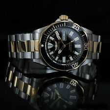New! Invicta 7045 Men's Signature Collection Pro Diver Two-Tone Automatic Watch