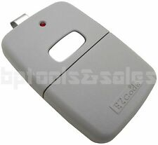 10 Digit Pins EZ Code Remote Control Garage Door Gate Opener Transmitter 300 MHz