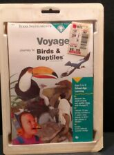 Texas Instruments Voyager 3000 Journey to Birds & Reptiles Expansion Pack  T79