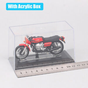1/22 Starline Tiny Moto Guzzi 850 Lemans Motorcycle Diecast Model Moto Toy Bike