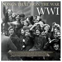 SONGS THAT WON THE WAR WWI CD NEW World War 1 Irving Berlin Buddy Clark