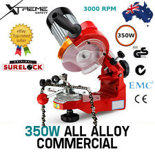 350W Chainsaw Sharpener BAUMR-AG Chain Saw Electric Grinder File Pro Tool