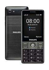 Philips Xenium E570 Unlocked Dual Sim - Can use as power Bank - UP to 170 days