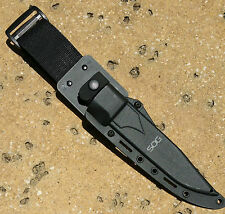 """Sog Kydex & Nylon Sheath For Seal Team Series Knives With 7"""" Blades, Sogkyd37"""