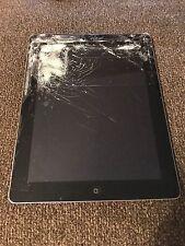 Apple iPad 3rd Generation 32GB, Wi-Fi, 9.7in - black AS IS