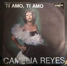 Camelia Reyes – Taka Takata/Ti Amo, Ti Amo 45 giri  Obscured latin pop VG+/EX