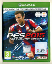 PES 2015 XBOX ONE DAY ONE EDITION [ESP import] Pro Evolution Soccer IMPORT SPAGN